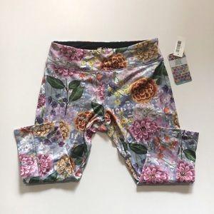 NWT LuLaRoe Jade cropped leggings.